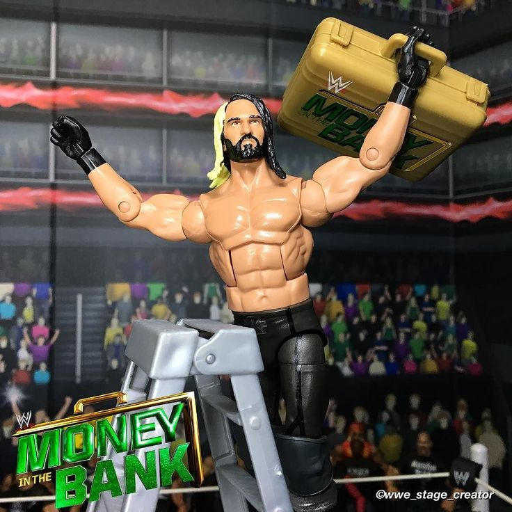 Seth wins Money in the Bank! (Money in the Bank 2014.) #wwe #wweppv #wwenetwork #wrestling #wwewrestling #wwewrestlingfigures #wrestlingfigures #wwemattel #wwefigures #wwetoys #toystagram #wweuniverse #actionfigures #wweelite #mattel #actionfigure  #raw #nxt #smackdown #wweraw #wwf #worldwrestlingentertainment #sethrollins #mitb #moneyinthebank #wwemoneyinthebank #moneyinthebank2014 #wwe #wweppv #wwenetwork #wrestling #wwewrestling #wwewrestlingfigures #wrestlingfigures #wwemattel…