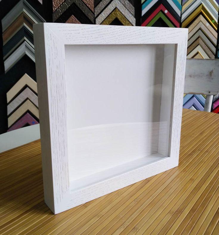 Картинки как делать рамка белое стекло