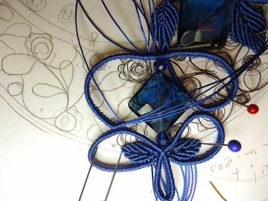 Tutorial Macrame' per realizzare una collana (S. Salvioli) - Hobbydonna.it