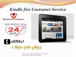 http://slideonline.com/presentation/277176-why-do-we-need-to-avail-the-amazon-kindle-fire-helpline-number-1-850-316-4893Why do we need to avail the Amazon Kindle fire helpline number 1-850-316-4893?There are numerous reasons to avail the Amazon Kindle fire helpline number right away; some of them are given below: •	Set up your mind what exactly you want to ask for and want to avail for your issue. •	Give a glimpse on the offered modes of Amazon Kindle fire support •	Choose anyone mode of…
