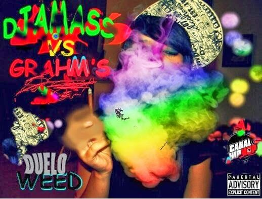 "Canal HipHop apresenta ""Projecto Rappers Do Futuro"" extreiando Djamass vs Grahms - duelo *weed * (Explicit Moz Remix prod. by Edgar Songz) [Download Track]"