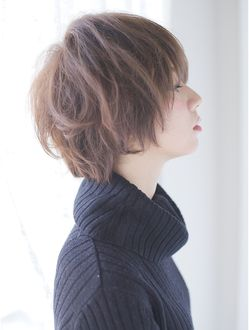 【ojiko.】大人可愛いクラシカルショートボブ
