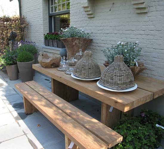 't Buitenhuys • Collecties Buitenleven: Tuinmeubelen