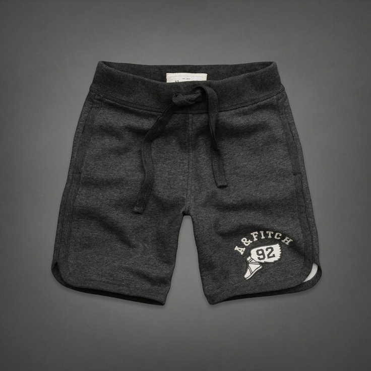 Mens Gray Peak Shorts | Mens Shorts | Abercrombie.com