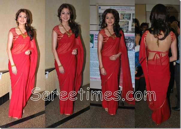 Anushka_Sharma_Red_Saree