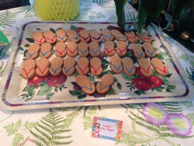 Lilo & Stitch Movie Night Party Ideas | Photo 2 of 14