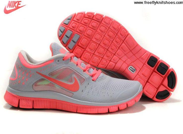 Nike Free Run Womens Neon