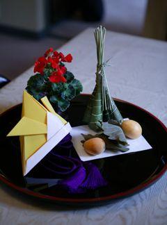 【室礼歳時記】季節の室礼/端午の節供