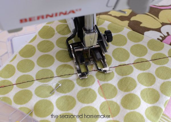 Have you ever wondered how quilters and sewists get perfect seams? It's no secret, they use a Walking Foot. Improve your sewing and quilt piecing when you Learn what a Walking is and what a Walking Foot does.