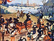Honderdjarige Oorlog - De slag bij Azincourt - Wikipedia