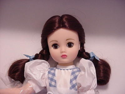 Dorothy Cissy by Madame Alexander.  One of my all time favorite dolls (if not my all time favorite! <3