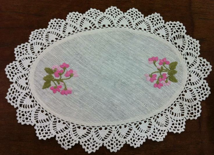 """Cotton Coasters 12"""" Hand Made $ 5.25"""