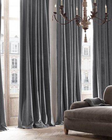trends raamdecoratie 2018 velours gordijnen in nikkel kleur wooninspiratie gordijnen gordijnen mrwoonnl in 2018