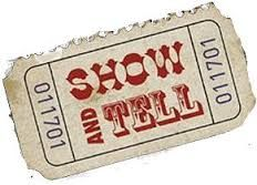 Image result for show and tell images