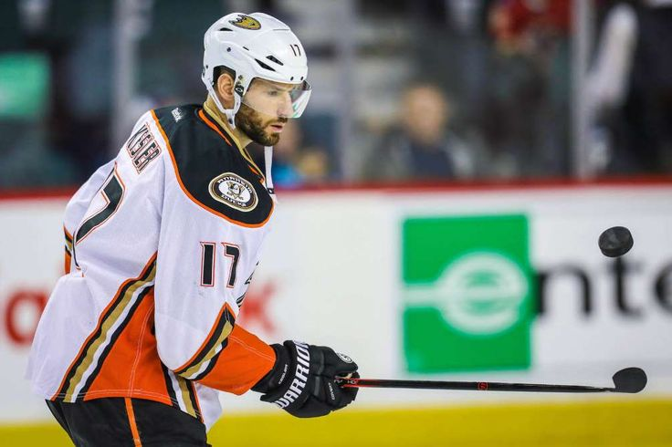 Here are your 2017 NHL All-Star Game rosters - January 10, 2017: RYAN KESLER, F, DUCKS: Pacific Division