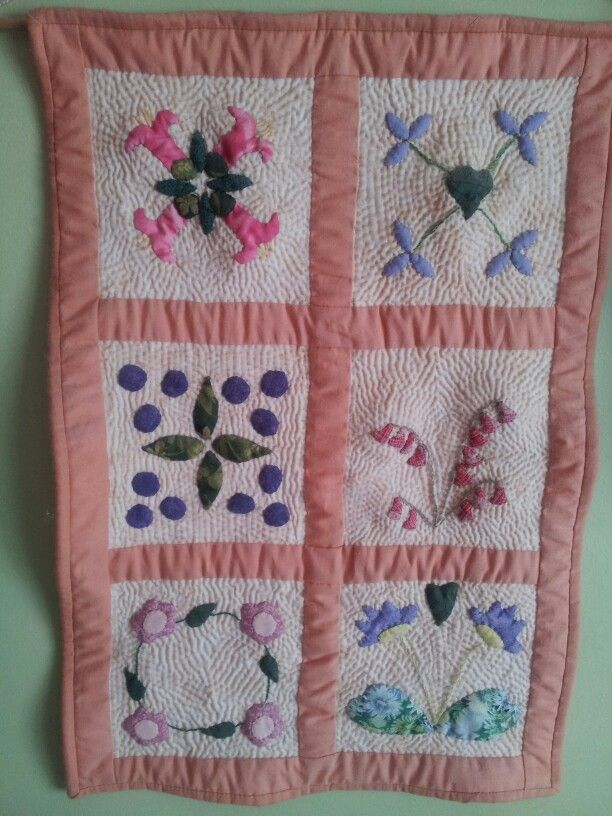 Wildflowers in the breeze by Wendy Gontier of Wehago designs.  This will be available as a pattern soon