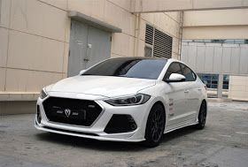 Cars Tuning Music: Hyundai Elantra M&S Tuning http://www.oneautomarket.com/