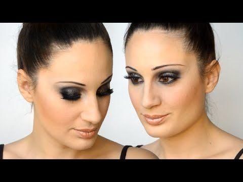Maquillaje de fiesta para ojos ¡echa un vistazo! http://ini.es/1IDX5Xp #ConsejosParaOjos, #DelineadoDeOjos, #MaquillajeDeFiestaParaOjos, #MaquillajeNochevieja, #PintarLosOjos