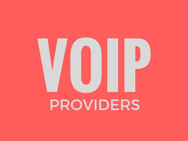 6 Best Top-Rated VoIP Providers  Home and office lines are quickly becoming obsolete in the face of easy-to-use and low-cost VoIP software. After all who wants to pay many times the cost for a service that's effectively the same? So we've gone through to compare some of the best VoIP operators out there! In a day and age where just about everyone has a smartphone that's with them all the time the need for landline-type services are on the swift decline. But Verizon Comcast Time Warner and…
