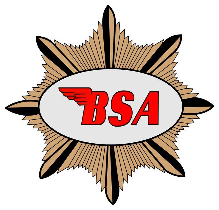bsa motorcycle logo | motorcycle logos | pinterest | bsa