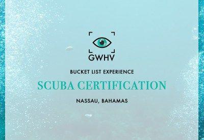 Scuba Certification - Feature
