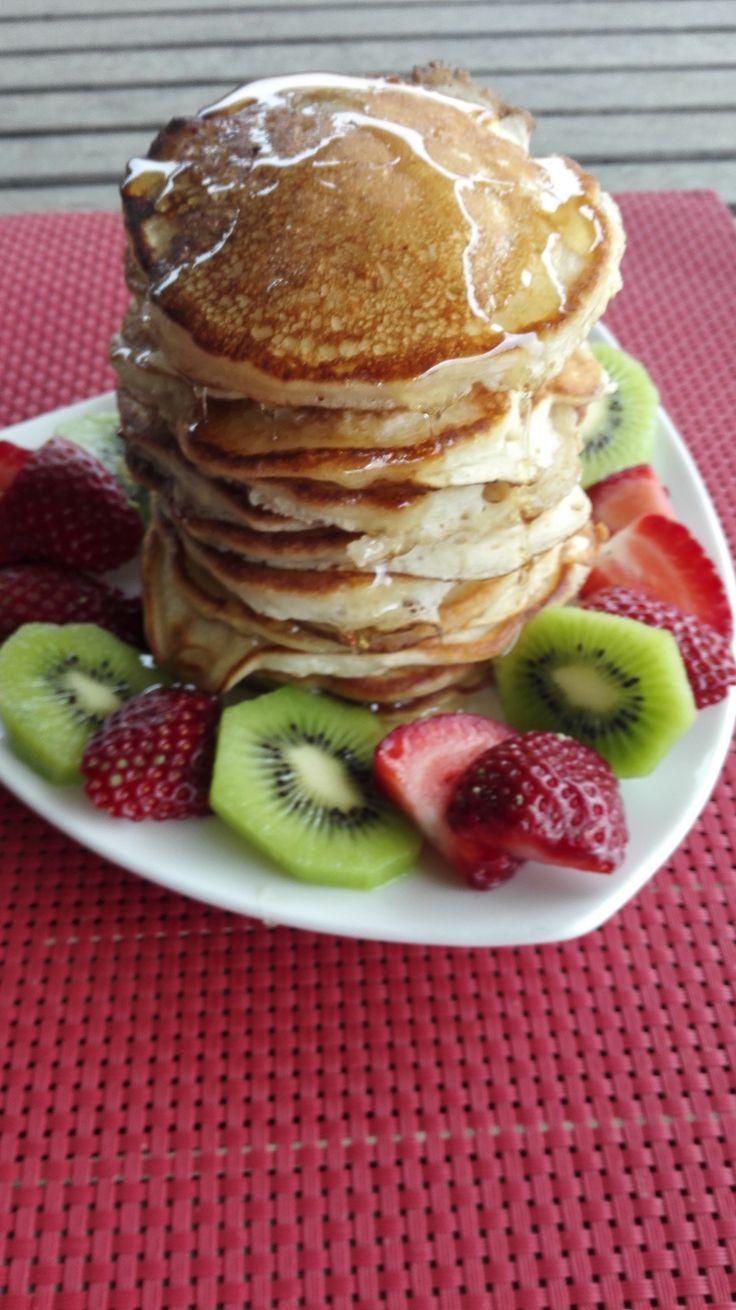Pancake for Sunday breakfast