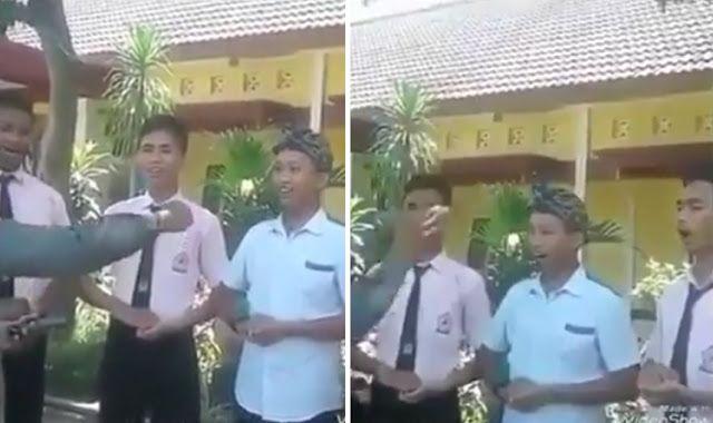Astaghfirullah! Paduan Suara Ini Lecehkan Kalimat Tauhid http://news.beritaislamterbaru.org/2017/07/astaghfirullah-paduan-suara-ini.html