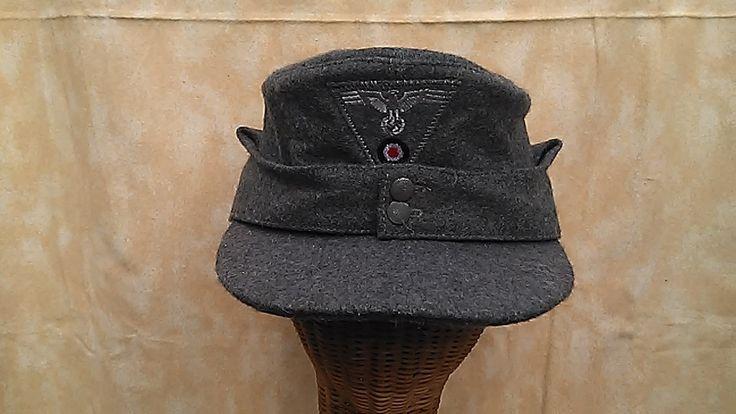 WW2 German Army M43 Field Mutze Hat