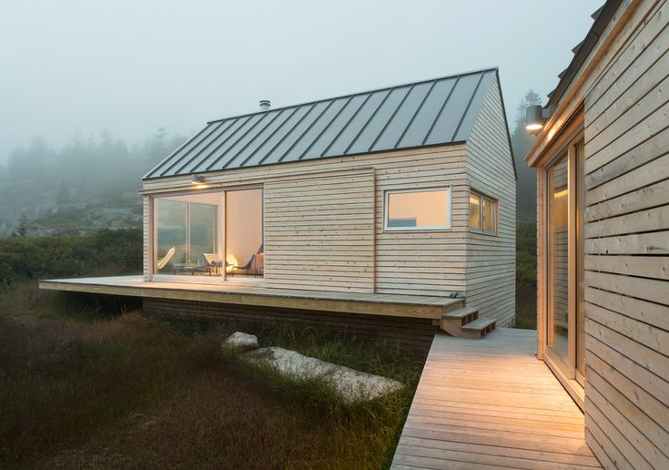 Little House on the Ferry by GO Logic