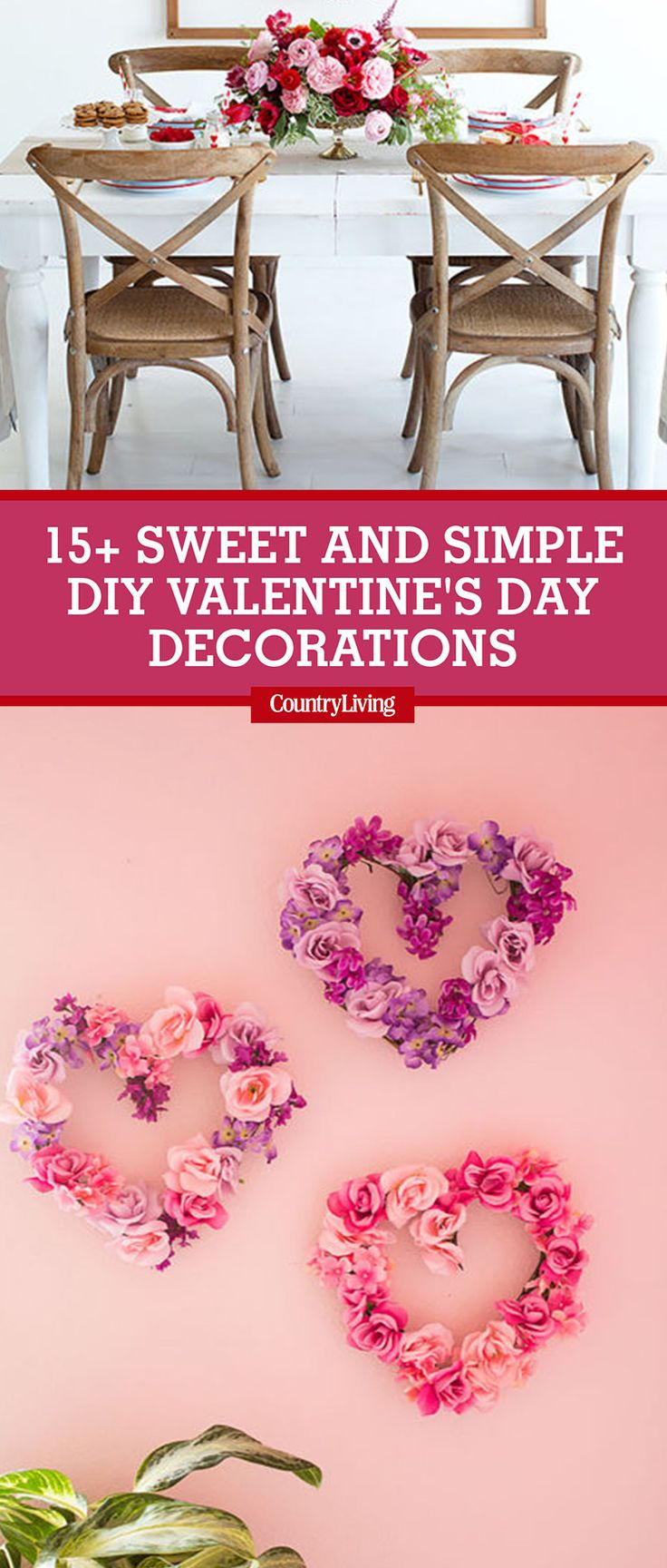 18 Sweet and Simple DIY Valentineu0027s Day