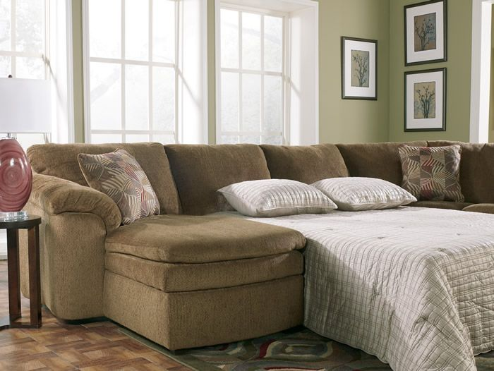 Ponderosa Armless Style FULL Unfinished Futon Sleeper Sofa Bed Frame : l shaped sleeper sectional - Sectionals, Sofas & Couches