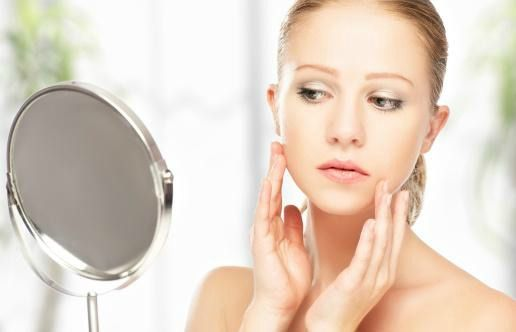 Does healthier skin improve confidence in young adults