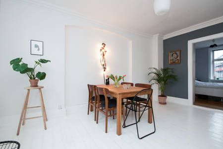 Airbnb: Charming apartment close to center a Copenaghen