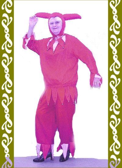 kostým Kašpar, karnevalové kostýmy