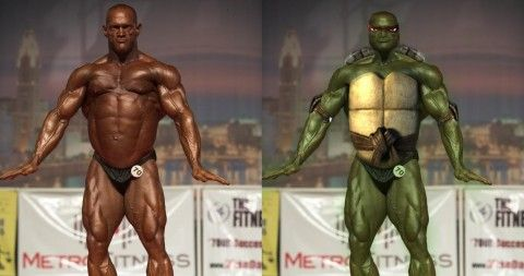 15 of the Nastiest Looking Pro Bodybuilders.. do yourself a favor and check out my number one pick. ;)