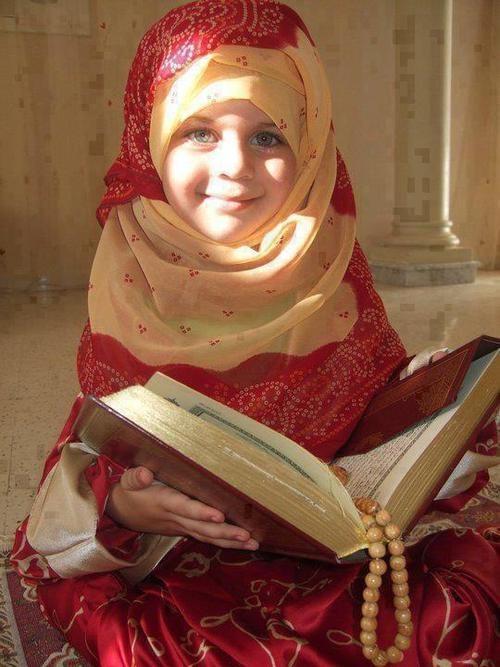 Young Beautiful Hijabi in The Worlds Hijabers Cilik Cantik Sedunia http://hijabcornerid.com/