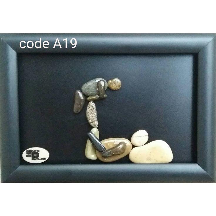 تابلو سنگهای فانتزی . هدیه ای ماندگار ❤ 33×23cm 35,000 تومان ارسال با پست ، هزینه پست با شما +989361292255