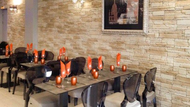 L´Atelier Libanais - Le restaurant salle