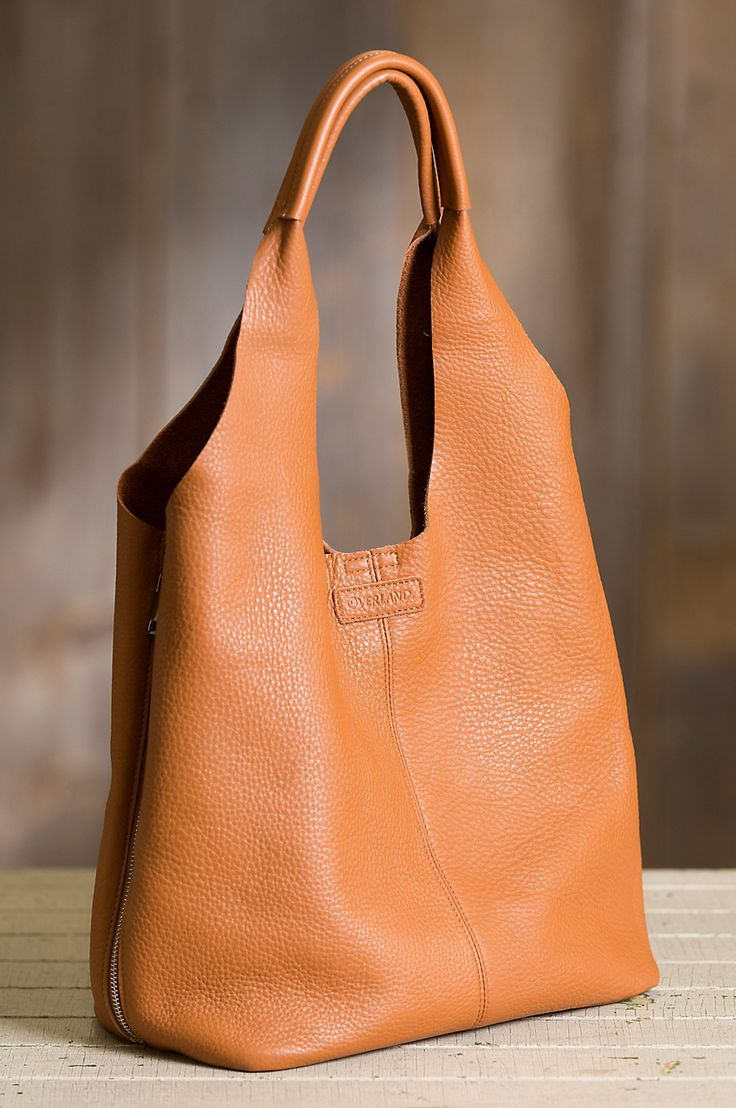 Lightweight and reliable, our unstructured, generous-sized hobo style shoulder bag holds it all with a novel design that gives you plenty of options.