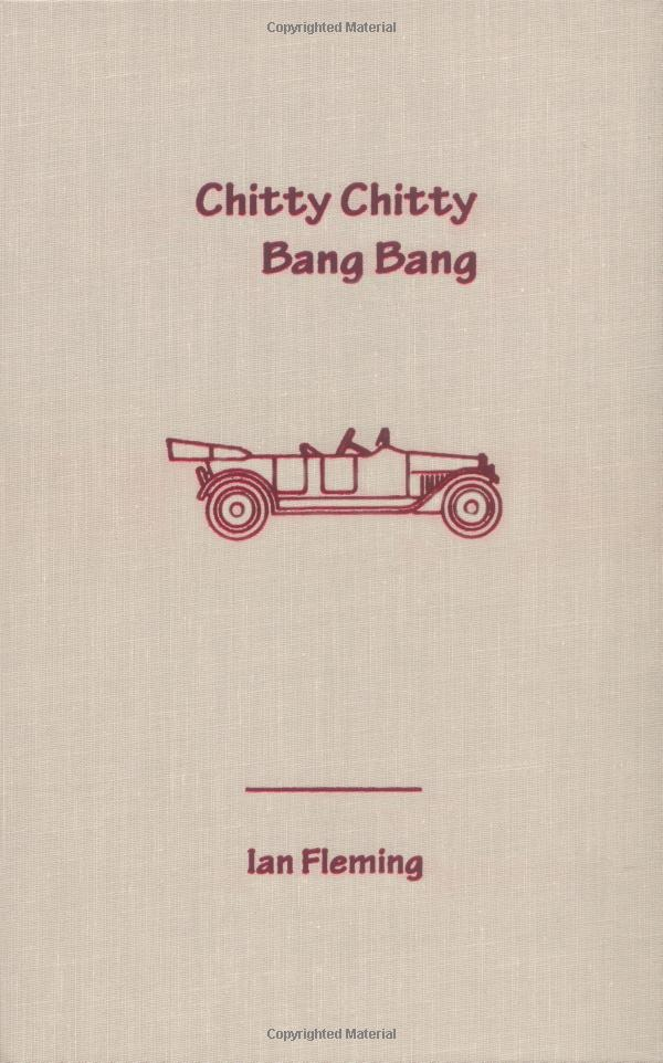 Chitty Chitty Bang Bang: Walt Disney, Chitti Chitti, Couve-Flor Bangs Bangs, Favorite Movie Books Series, Chitti Bangs, Fleme Chitti, Books Mark, Books Children, Children Books