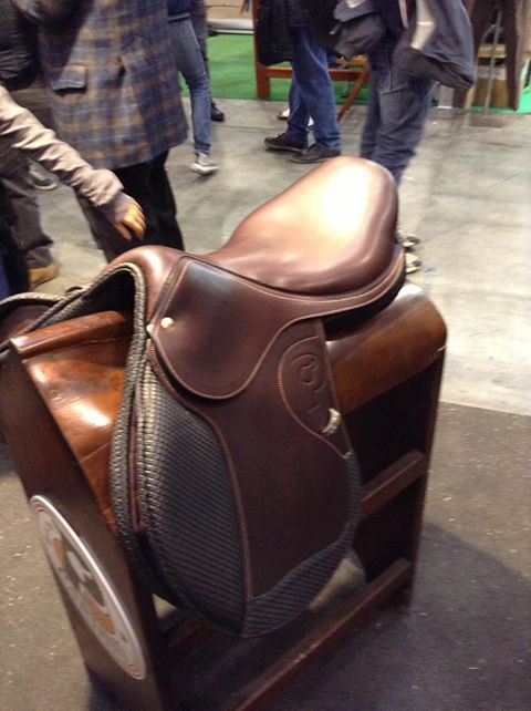The new Progrip saddle, safe thanks to SicurSell, in Fieracavalli!
