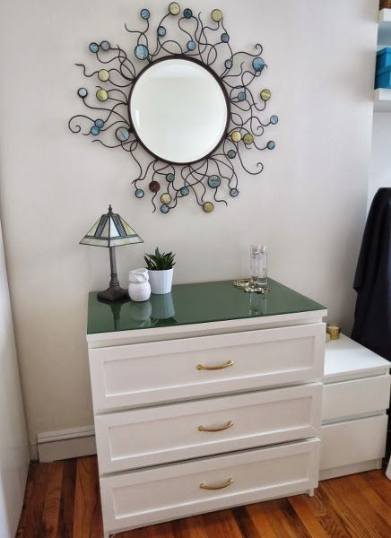 6 Ikea Hacks für deine Malm Kommode | Ikea Hacks & Pimps | BLOG | New Swedish Design