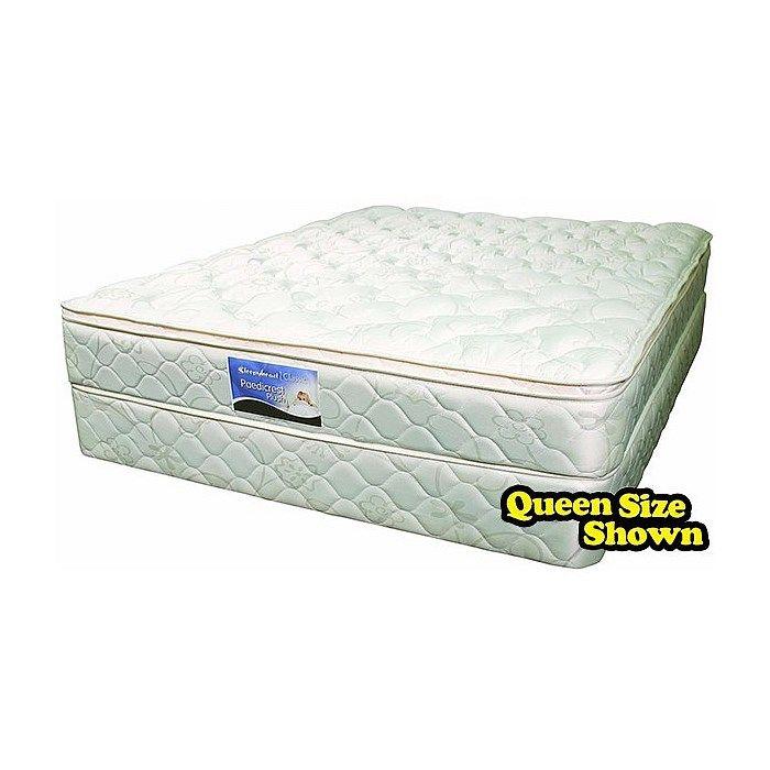 Beds, Sleepyhead Classic Paedicrest Plush Queen Bed $899 SMITH CITY