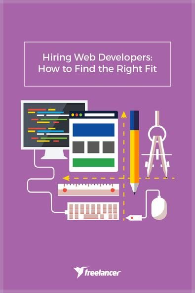 Hiring Web Developers: How to Find the Right Fit  #webdesign #webdevelopment #startups #business #freelancing