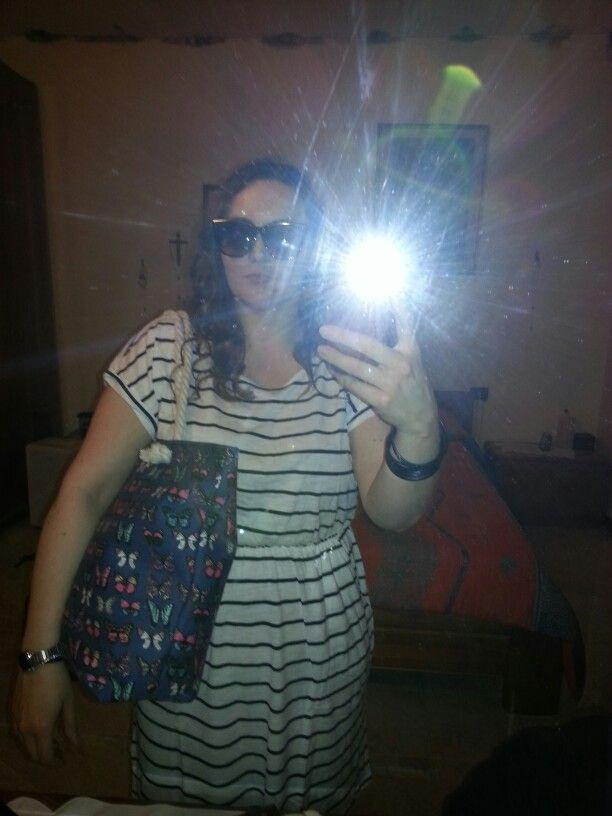 abito basic H&M taglia L occhiali tiger italia borsa mercato