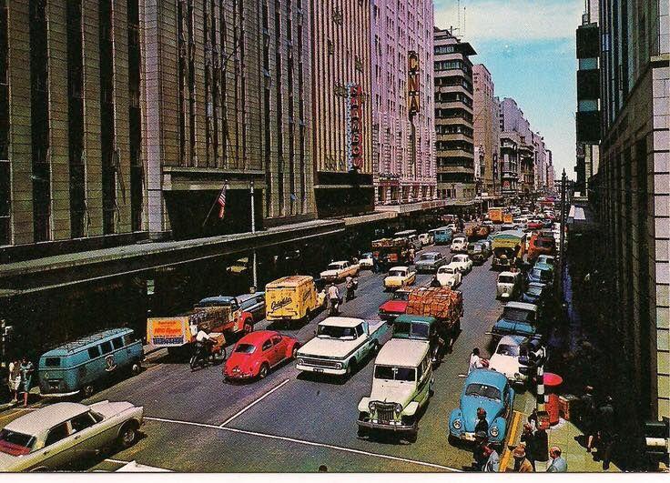 Commissioner street 1960
