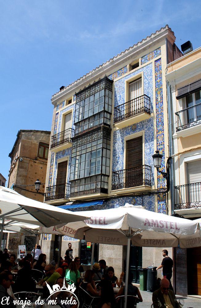 Caceres Centro Extremadura España