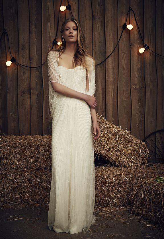 45 best 2017 Bridal Collection | Jenny Packham images on Pinterest ...