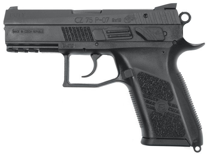 Modern Firearms - CZ 75 P-07 and P-09 Duty pistol Find our speedloader now!  http://www.amazon.com/shops/raeind
