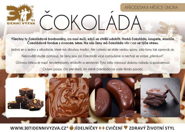 ÚNOR - Čokoláda - 30ti denní výzva